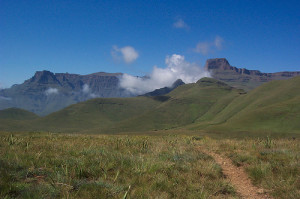 Easy Hiking Trails in the Drakensberg