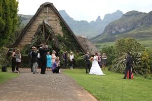 Drakensberg Wedding