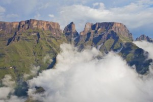 Monks Cowl - Central Drakensberg