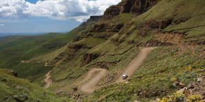 Southern Drakensberg Sani Pass