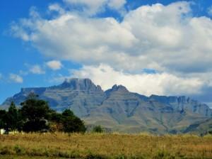 Idea to name Drakensberg peak after Mandela